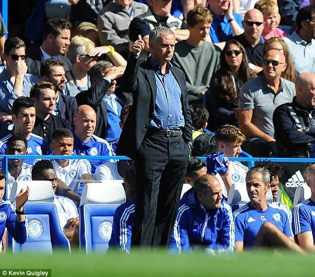 Mourinho hài lòng với Diego Costa
