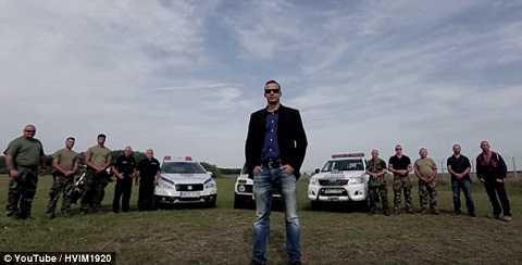 Một cảnh trong đoạn video