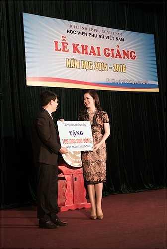 Đây cũng là ngôi trường của hai học sinh nổi tiếng Lê Bá Khánh Trình (giải đặc biệt Toán quốc tế) và Trương Bá Hà (giải ba Vật lý thế giới).