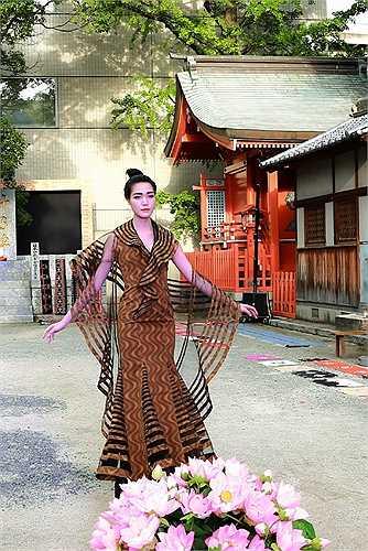 Hoa hậu Thùy Dung, Ngọc Hân...là những người sẽ truyền tải ý tưởng của bộ sưu tập đến người xem.