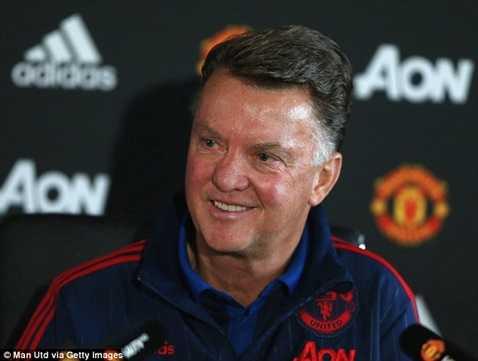 Van Gaal tin rằng MU mùa này đủ khả năng vô địch