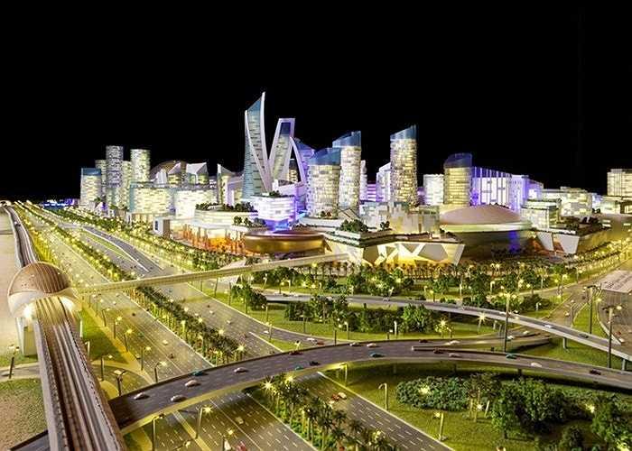 Dubai kiểm soát khí hậu toàn thành phố, điều hoà không khí ở khắp mọi nơi, ngay cả bên ngoài trời cũng khiến bạn thoải mái