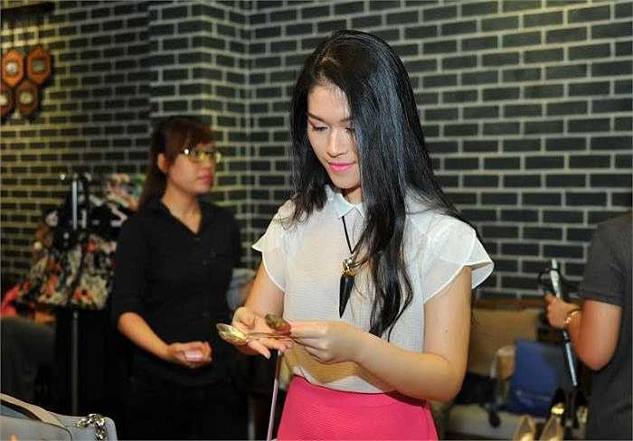 Nữ diễn viên 'Hiệp sĩ mù' Ngọc Thanh Tâm vừa tham gia vào một hoạt động từ thiện rất có ý nghĩa.
