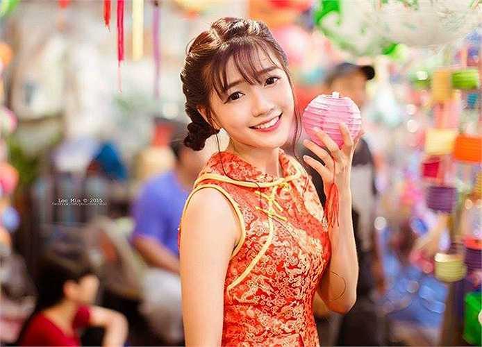 Cô bạn xinh đẹp Nguyễn Thúy Vy sinh năm 1999, hiện đang sinh sống và làm việc tại Thành phố Hồ Chí Minh.