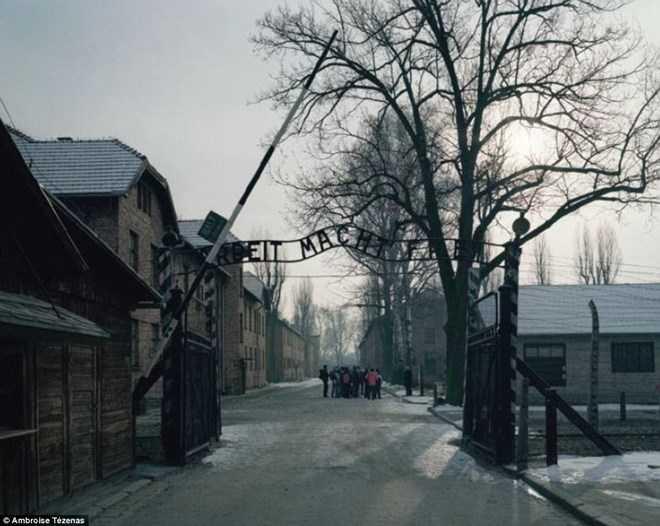 Trại tập trung Auschwitz, nơi hơn 1 triệu người đã thiệt mạng trong cuộc tàn sát người Do Thái