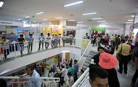 Đà Nẵng,Thương xá chợ Hàn, Sở Công thương, doanh nghiệp Thái Lan