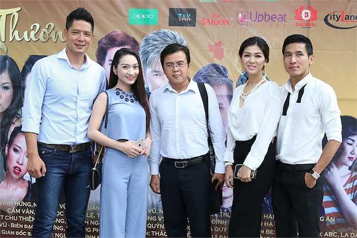 Bạn trai của Oanh Yến cũng là một trong những 'mạnh thường quân' của chương trình.