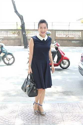 Buổi họp báo được Hội điện ảnh phối hợp cùng hệ thống Kingdom tổ chức tại 3B Tôn Đức Thắng Quận 1 TP.HCM. Anh Thơ, vợ Bình Minh đến khá muộn.