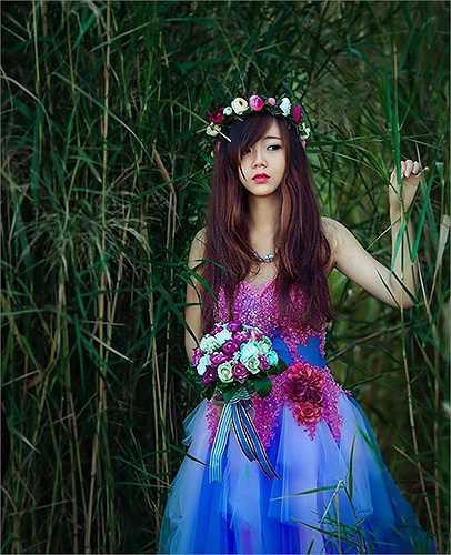 Cô bạn xinh xắn Trần Lê Mỹ Hạnh sinh năm 1995, đến từ Thành phố Hồ Chí Minh.