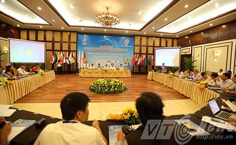 Đại hội thể thao Bãi biển châu Á lần thứ 5 Đà Nẵng 2016, ABG 5, 10.000 vận động viên, quốc gia, vùng lãnh thổ