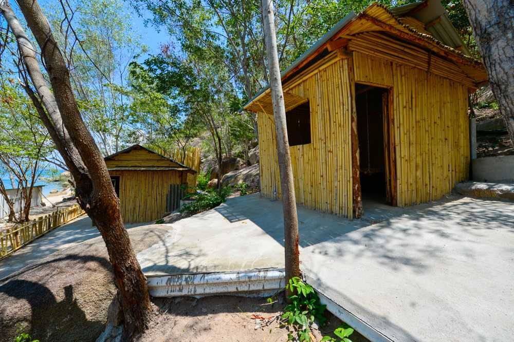 Những ngôi nhà nghỉ rất thân thiện với môi trường
