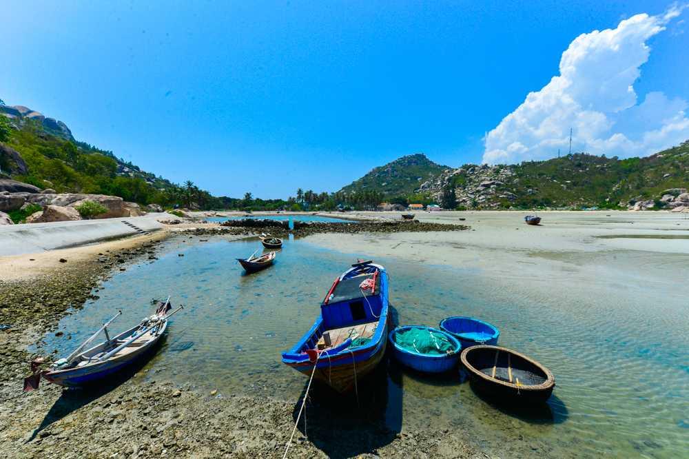 Du khách được tự làm ngư dân và bắt những hải sản ngon nhất