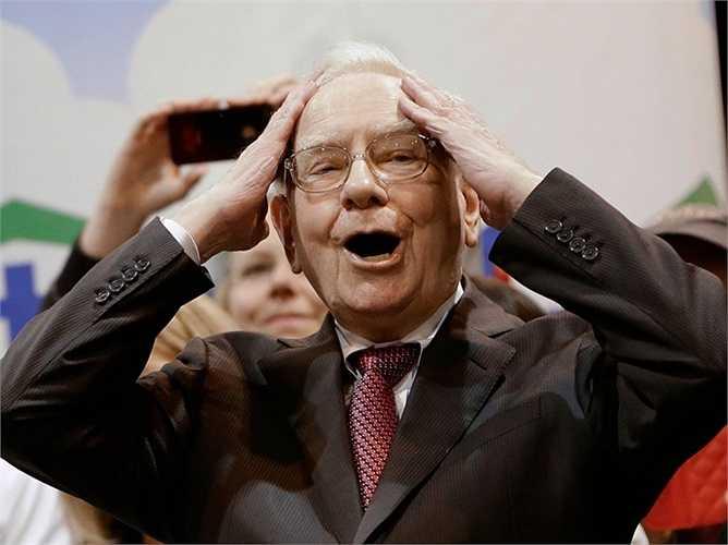 Trong danh sách các huyền thoại của sàn chứng khoán, Warren Buffett là người thống lĩnh thị trường nhiều lần nhất