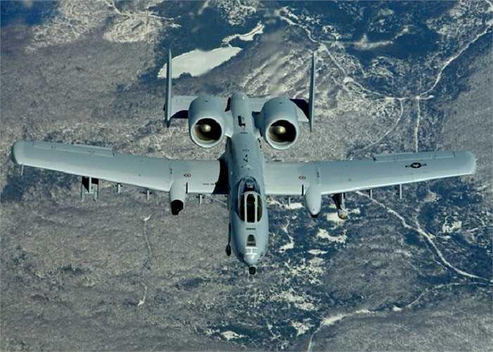 A-10 được thiết kế có thể tiếp liệu, nạp vũ khí và và được trang bị những thiết bị cỡ nhỏ có thể sửa chữa ngay trên chiến trường. Bên cạnh đó, nhiều bộ phận trên máy bay có thể hoán đổi bên từ bên trái sang bên phải
