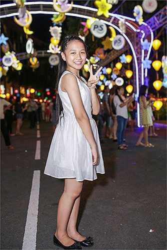 Cô bé đã khiến huấn luyện viên Hồ Hoài Anh phải thốt lên rằng: 'Sao có người hát hay thế nhỉ?'.