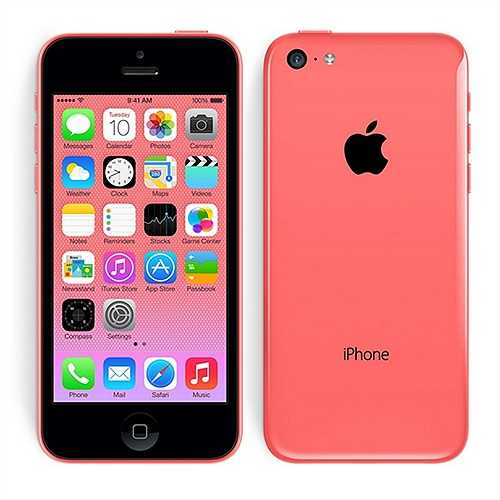 Vỏ nhựa của iPhone 5C không thật sự cuốn hút dù màu sắc sặc sỡ và thoát khỏi sự nhàm chán của các màu đen/ trắng/ vàng trước đó