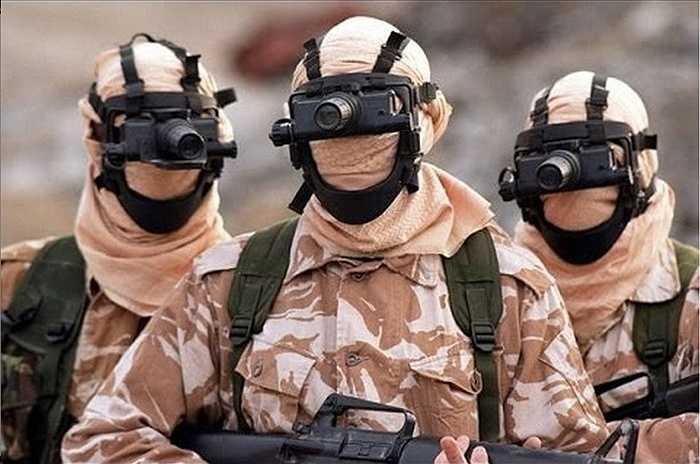 1. Ra đời năm 1941, cho đến nay lực lượng đặc biệt SAS của Vương quốc Anh được cho là lực lượng đầu tiên và mô hình đáng mơ ước nhiều lực lượng đặc nhiệm khác trên thế giới