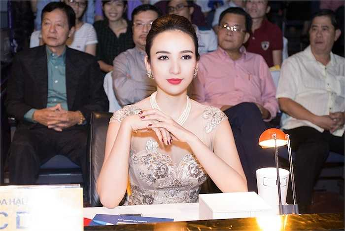 Ngọc Diễm sẽ đảm nhận vị trí giám khảo chính thức cùng với đạo diễn Lê Hoàng, đạo diễn Hữu Luân và MC Quỳnh Giang.