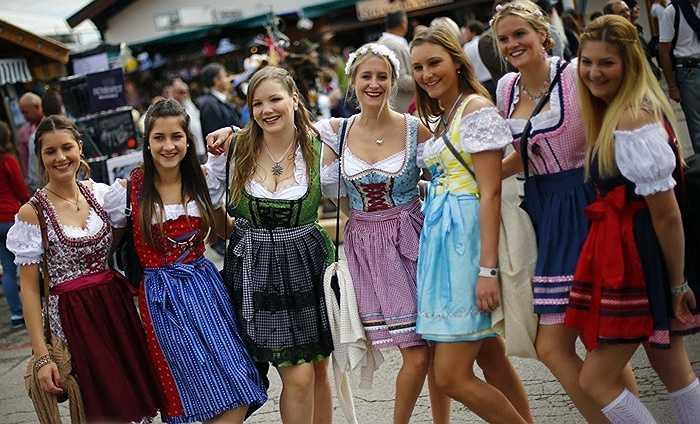 Oktoberfest năm nay được khai mạc vào ngày 19/9 ở Munich
