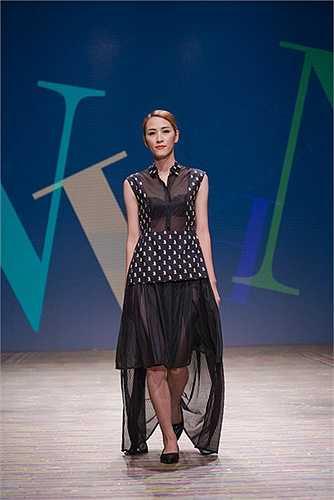 Nhi Hoàng: lần thứ hai giới thiệu tại Tuần lễ thời trang VN một nét nhìn mới về phong cách tối giản rất hiện đại và nhiều ước mơ