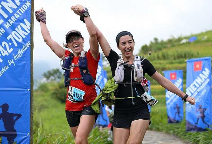 Vượt qua con đường 70km tức là đã chinh phục được thử thách khắc nghiệt bậc nhất thế giới. (Ảnh: Quang Minh)