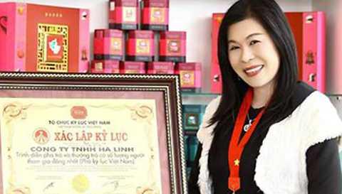 Nữ doanh nhân Việt, bị đầu độc ở Trung Quốc, Phó Chủ tịch Hội Doanh nhân trẻ tỉnh Lâm Đồng, Giám đốc Công ty TNHH Hà Linh
