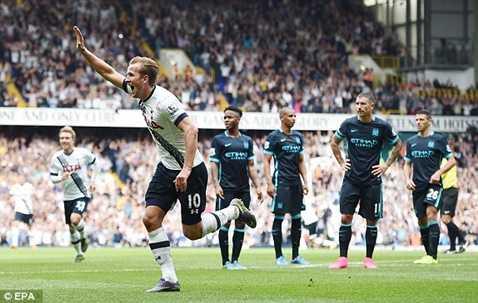 Harry Kane cuối cùng đã có bàn thắng đầu tiên trong mùa giải mới