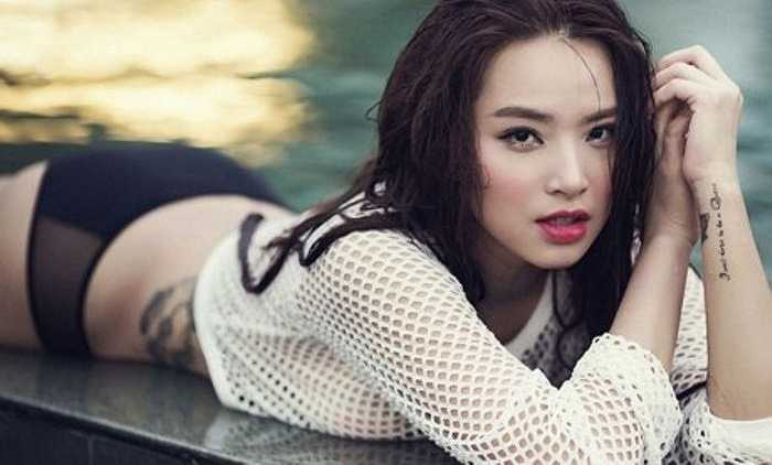 Thời gian qua, cái tên Hải Băng được nhiều người chú ý sau khi tham gia cuộc thi Cuộc đua kỳ thú cùng Trương Nam Thành