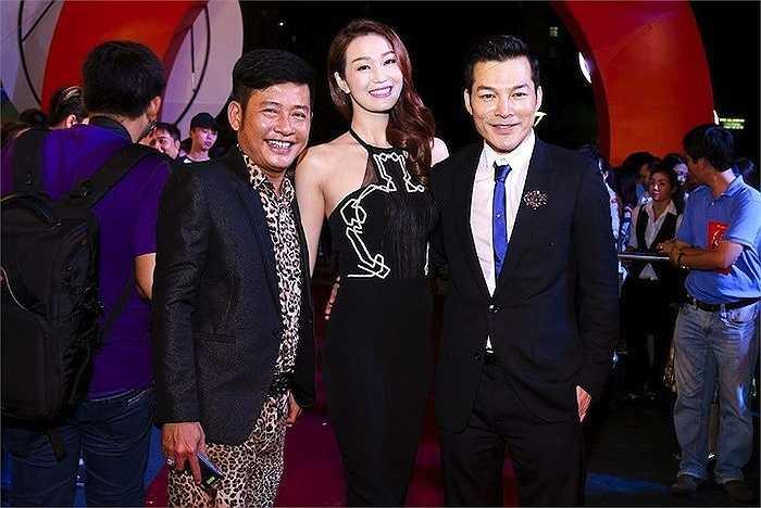 Mọi sự kiện của Trần Bảo Sơn đều có sự tham gia của Khánh My.