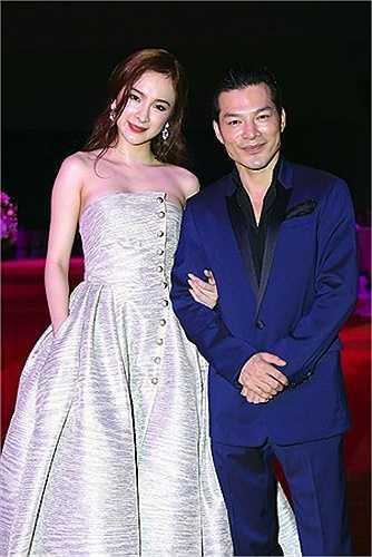 Angela Phương Trinh là mỹ nữ thứ tư bị đồn 'cặp kè' Trần Bảo Sơn khi hình ảnh họ hẹn hò được đăng tải trên một số trang tin tức.
