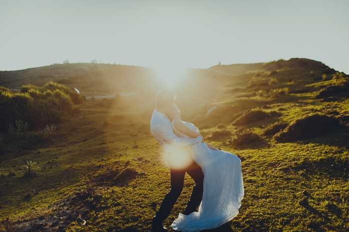 Những khung cảnh lãng mạn như ở chốn thần tiên