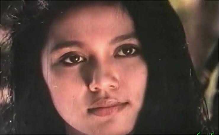 Cận cảnh gương mặt 'Nữ hoàng phim bi' Việt Trinh hơn 20 năm về trước trong phimVĩnh biệt mùa hè.