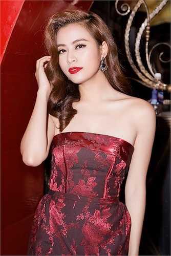 Lần này, cô góp mặt với vai trò khách mời tham dự event.