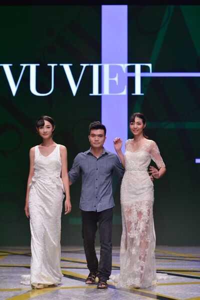 Tuần lễ thời trang Việt Nam xuân hè 2016