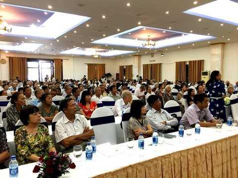 Gần 1500 người tiêu dùng tại Nghệ An, TP.Hồ Chí Minh đã được Vinamilk hỗ trợ tư vấn về quyền lợi của người tiêu dùng và việc chăm sóc sức khỏe trong tháng 9