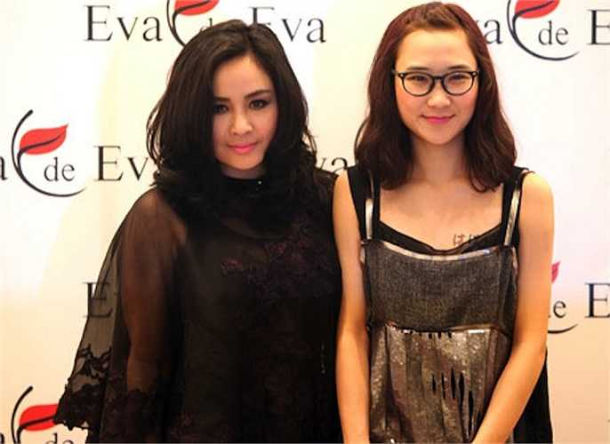 Hai mẹ con Thanh Lam xuất hiện khá thường xuyên ở các sự kiện cùng nhau.