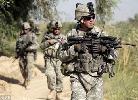 Binh lính Mỹ