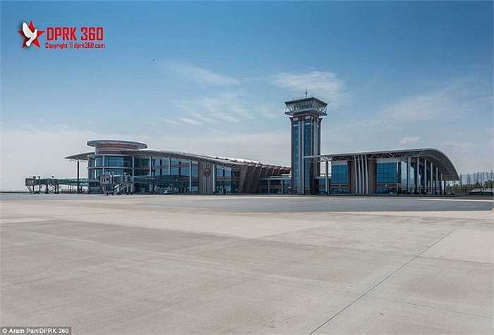 Dự kiến sân bay sẽ mở cửa hoạt động vào tháng 11 tới