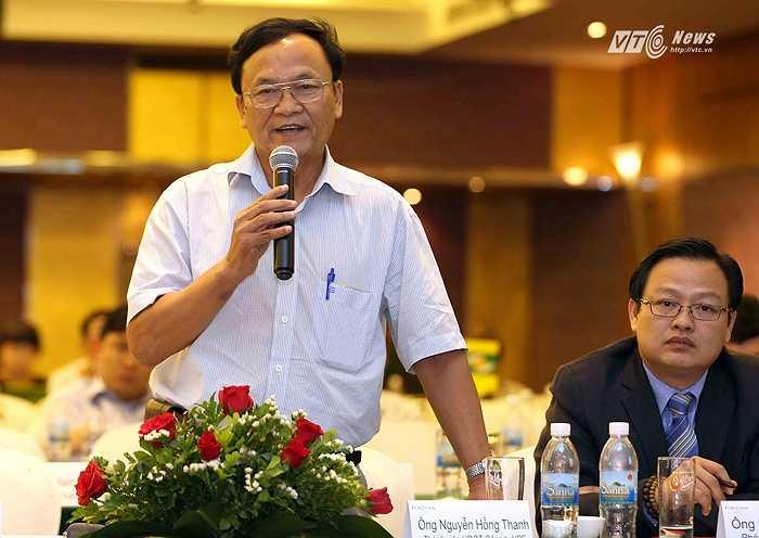 Giám đốc điều hành CLB SLNA yêu cầu ban kỷ luật phải điều chỉnh lại luật, tránh những vụ việc gây tranh cãi xung quanh việc điều trị chấn thương thi đấu như Quế Ngọc Hải vừa qua. (Ảnh: Quang Minh)