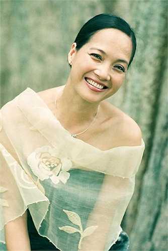 Nhiều người nói, Lam Khê thừa hưởng vẻ đẹp của mẹ - NSND Lê Khanh.