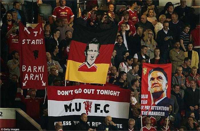 CĐV Quỷ đỏ đặt niềm tin rất nhiều vào tuyển thủ người Đức