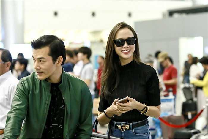 Hai diễn viên chính trong bộ phim Quyên sẽ đáp chuyến bay đến Hàn Quốc tham dự LHP Busan.