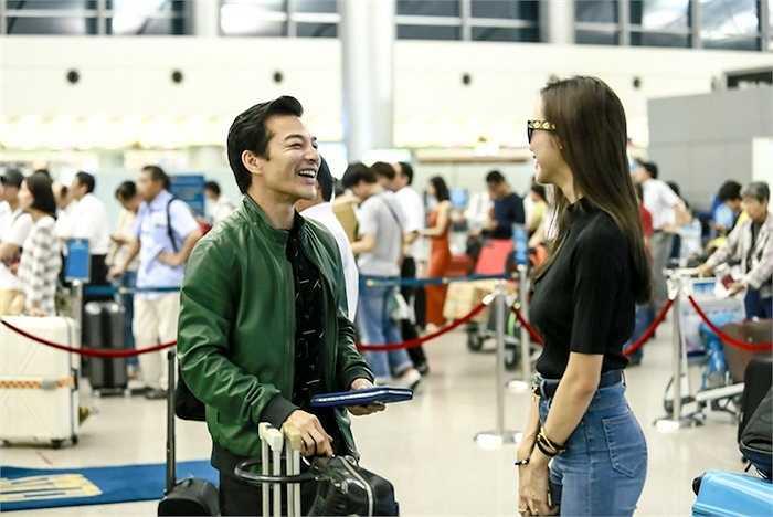 Hai diễn viên chính của bộ phim là Vũ Ngọc Anh và Trần Bảo Sơn sẽ tham dự đầy đủ các sự kiện từ đêm khai mạc chính thức vào tối nay (1/10) cho đến các buổi trình chiếu trong phần 'Cửa sổ điện ảnh Châu Á'.