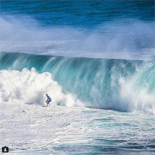 Trải nghiệm lướt sóng không thể tuyệt vời hơn ở Margaret