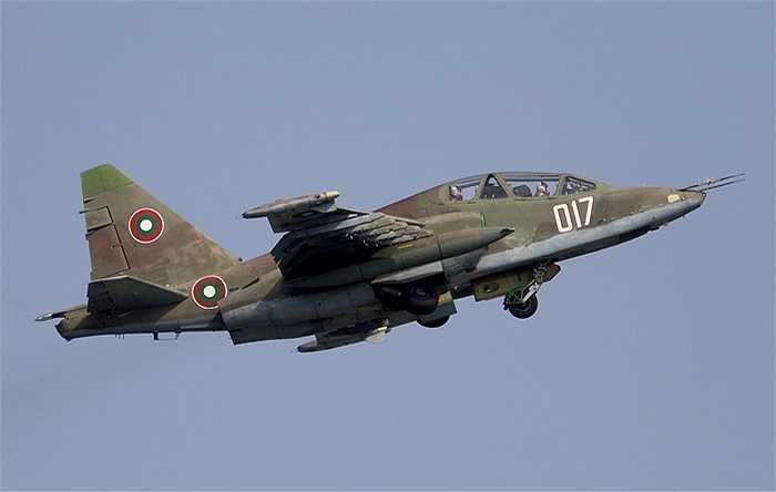 Máy bay được trang bị nhiều loại bom thông minh, dẫn đường bằng vệ tinh và laser