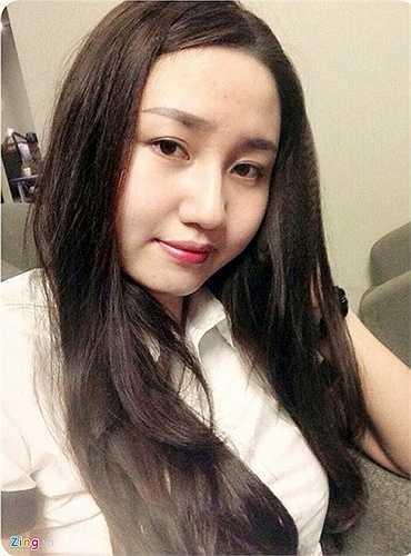 Chỉ mới cách đây hơn một tháng, thí sinh Ngô Trà My (SBD 312) - một trong những ứng viên ngôi vị Hoa hậu Hoàn vũ VN 2015, từng có trọng lượng khá cao, 66 kg.