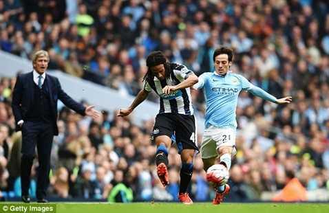 Newcastle nhập cuộc khá tự tin trước Man City