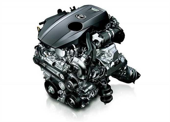 Các thông số kỹ thuật của loại động cơ này chưa được Toyota công bố, nhưng nhiều khả năng chúng là cỗ máy 2.0l mới được trang bị cho rất nhiều dòng xe Lexus mới đây như NX200t, IS200t.