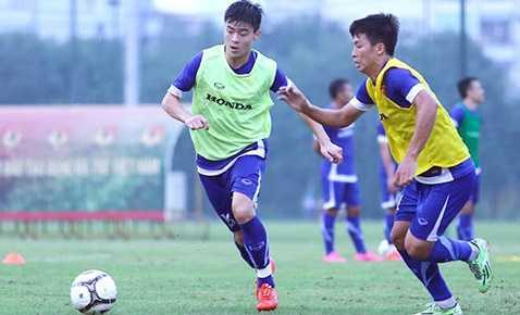 HLV Miura dùng cầu thủ trẻ ở ĐTVN đã là điều quen thuộc