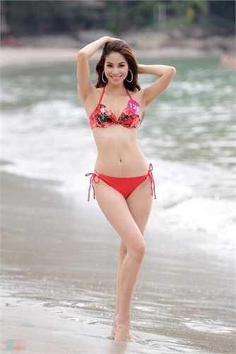 Chung kết cuộc thị Hoa hậu Hoàn vũ Việt Nam 2015 diễn ra tại TP Nha Trang, tỉnh Khánh Hòa kết thúc với sự đăng quang của người đẹp sinh năm 1991 đến từ Hải Phòng - Phạm Thị Hương